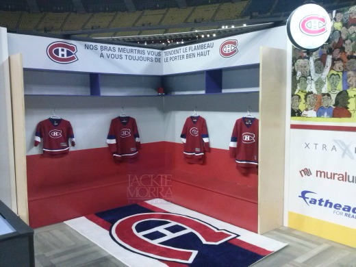 Montreal Hockey Fan Cave 2